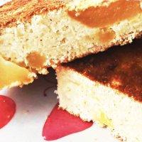 Kuchen aus Kokosmehl bei Süßhunger? | Rezept (375 kcal.)