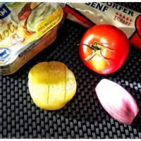 Handkäsesalat | Rezept